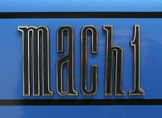 ford mustang mach1 351 46made a 70