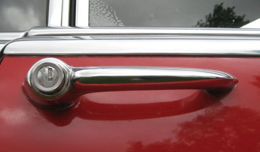 handle buick eight