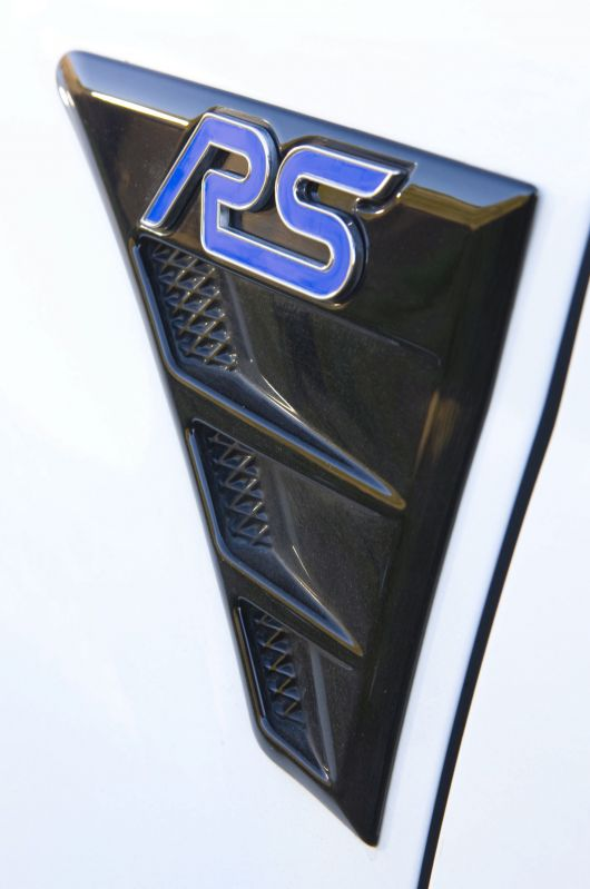 ford focus rs side vent 09