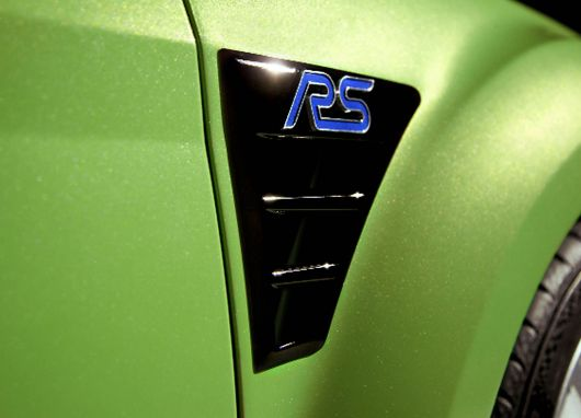 ford focus rs vent