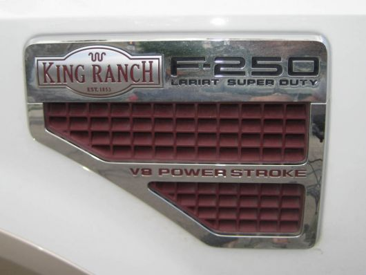 vent ford king ranch f250 lariat super duty 07