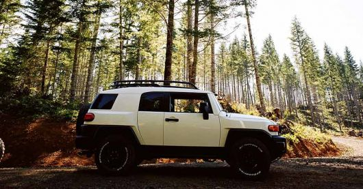 toyota fj cruiser trail teams special edition s