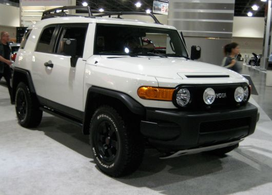 toyota fj cruiser trail teams special edition show2