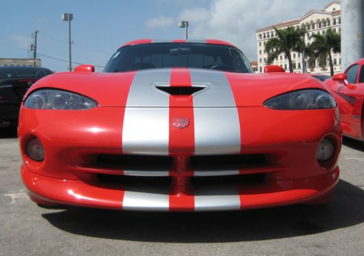 dodge viper gts coupe f 00