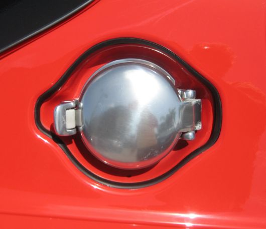 dodge viper gts coupe gas cap 00
