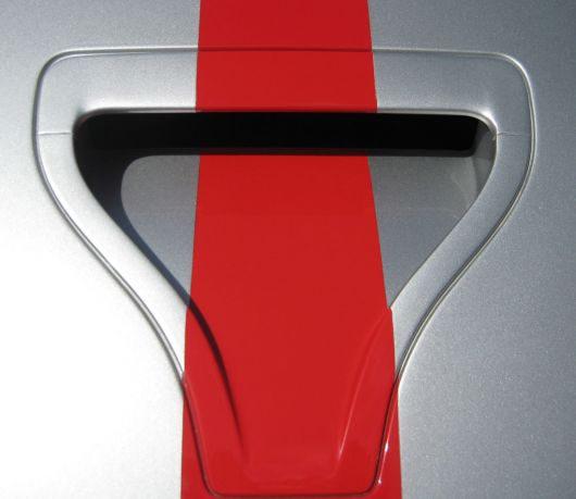 dodge viper gts coupe hood scoop 00