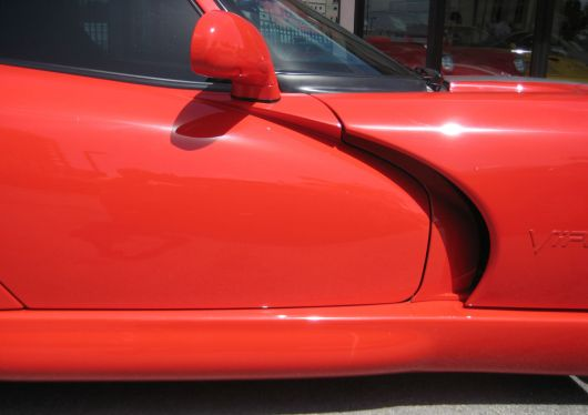 dodge viper gts coupe side gill 1 00