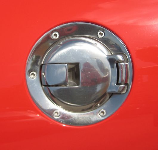 dodge viper srt10 coupe gas cap 06
