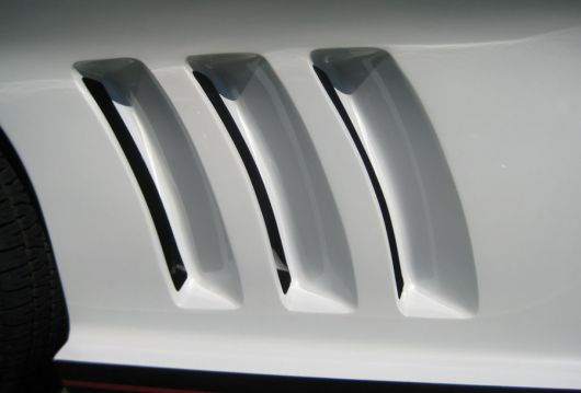 excalibur hawk roadster vent