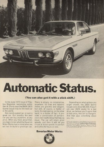 bmw 2800 sports coupe 71