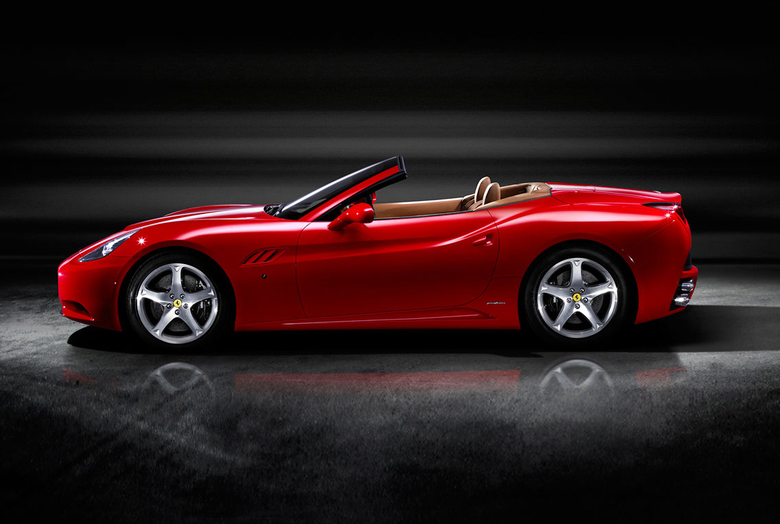 mobil mewah ferrari california. Black Bedroom Furniture Sets. Home Design Ideas