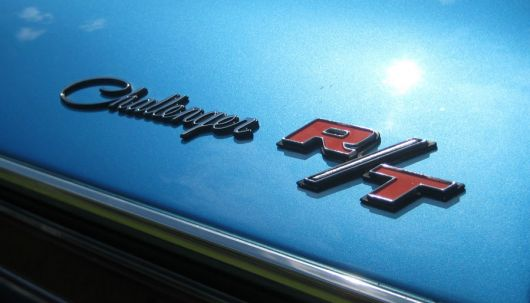 challenger rt trunk emblem dodge challenger rt convertible 70