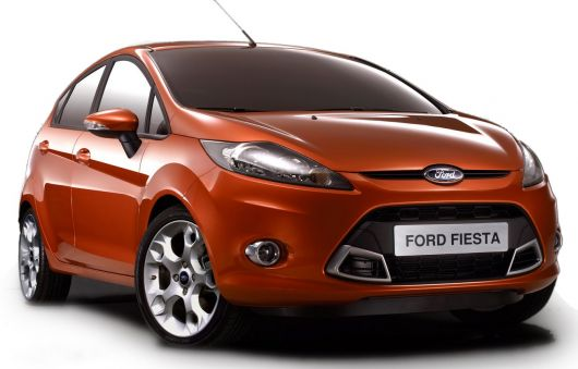 sporty ford fiesta s 1