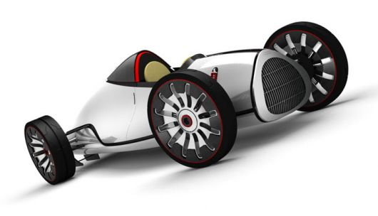 2008 auto union type d concept front large