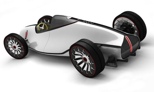 2008 auto union type d concept rear large