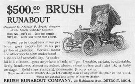 brush runabout ad