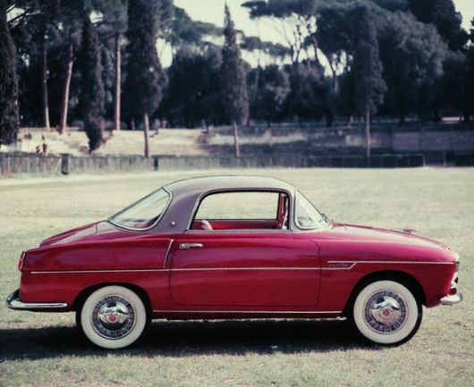 fiat 600 coupe by viotti 59