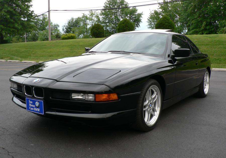 Bmw 8 Series 1992 Cartype