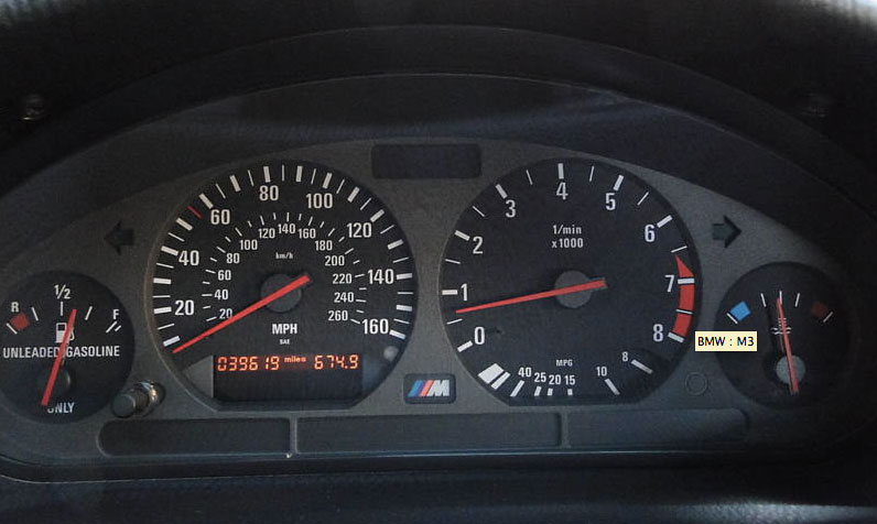 Bmw M Csl Cluster on 2002 Buick Lacrosse Cxs