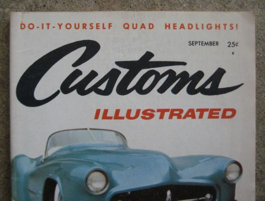 customs illustrated