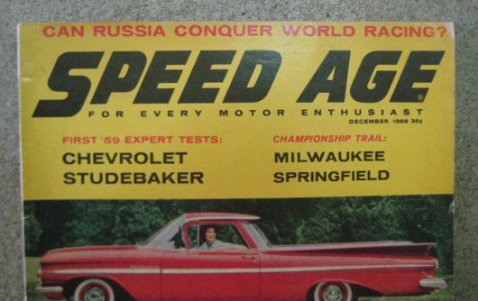 speed age 1