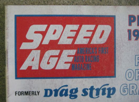 speed age 2