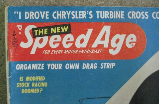 speed age 3