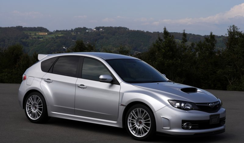 subaru impreza wrx sti 2008 cartype. Black Bedroom Furniture Sets. Home Design Ideas