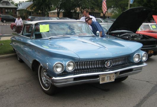 buick electra 1 60