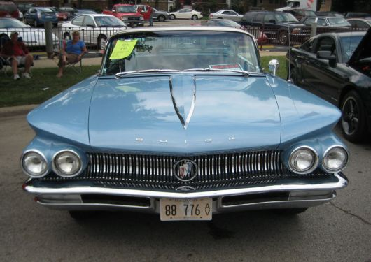 buick electra 4 60