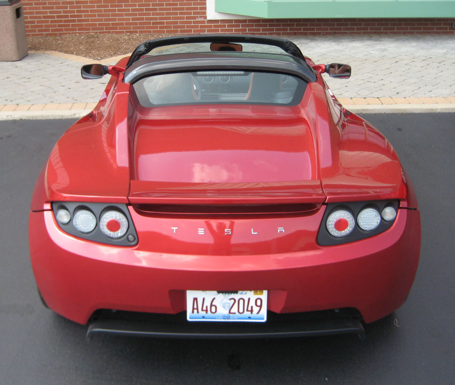 Chicago Luxury Motors >> Tesla : Roadster Founders Series : 2008 | Cartype