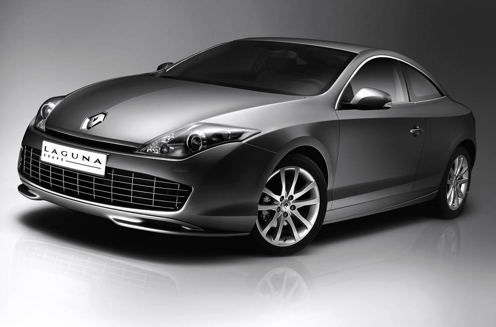 renault laguna coup 2009 cartype. Black Bedroom Furniture Sets. Home Design Ideas