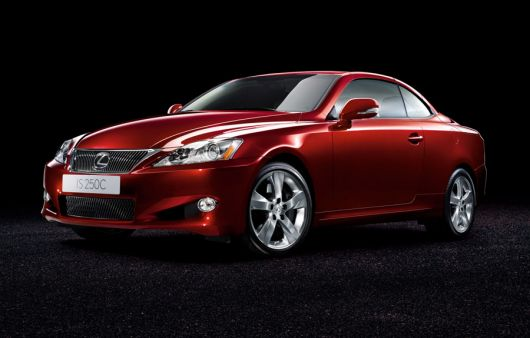 lexus is250c sf2 09