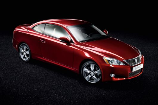 lexus is250c sf4 09