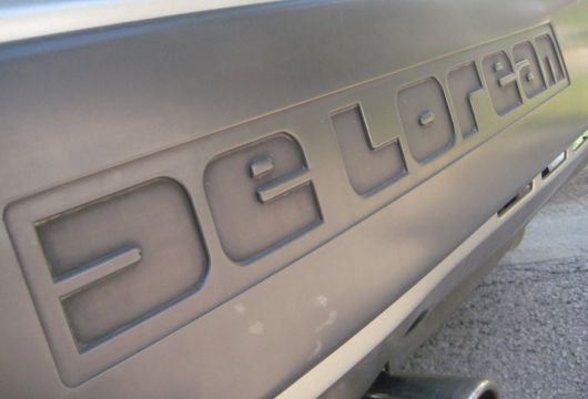 delorean dmc12 bumper s 83