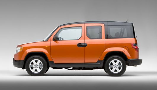 honda element ex 09 s