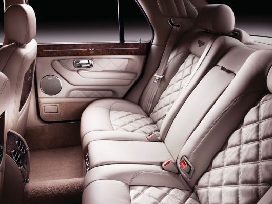 bentley arnage in2 09