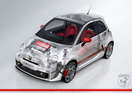 abarth 500 cut away 2 08