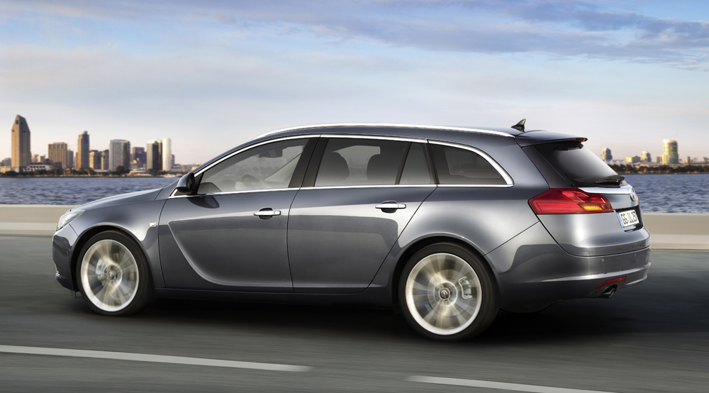 Opel Insignia Sports Tourer : 2008 | Cartype