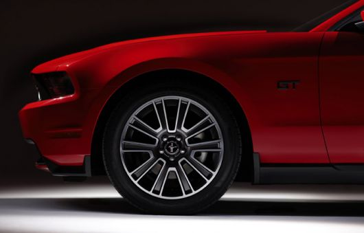 ford mustang wheel 10