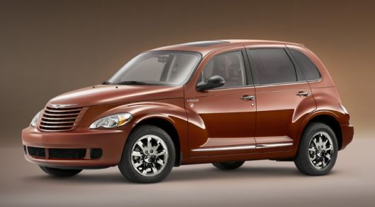 chrysler pt cruiser 08