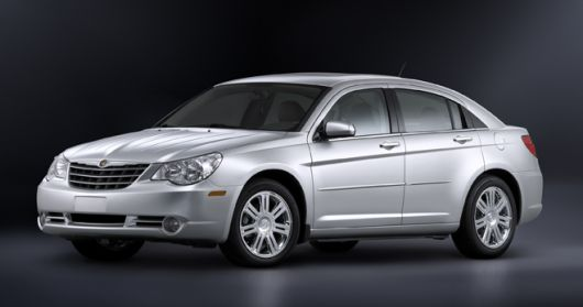 chrysler sebring sedan 08