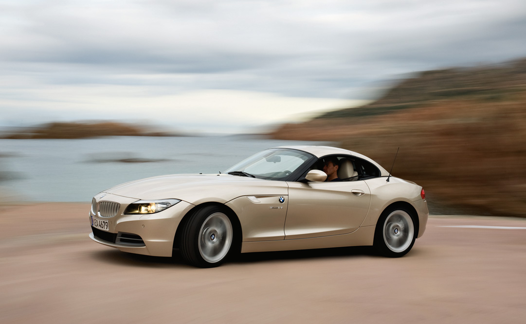 Bmw Z4 Wins Renowned Idea Design Award In The Usa Cartype