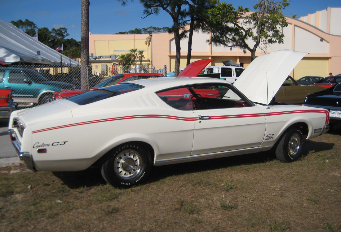 mercury cyclone cj 1969 cartype Challenger Wiring Diagram  1969 Torino Mercury Cyclone Spoiler II 1969 Cyclone GT