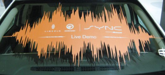 sync screen decal