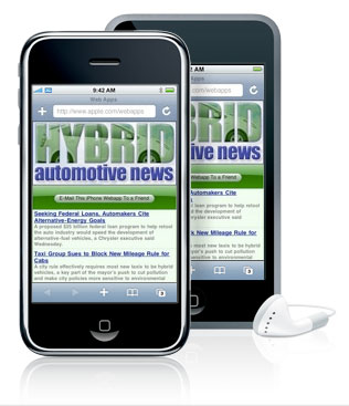 iphone the hybrid automobile owners headline news