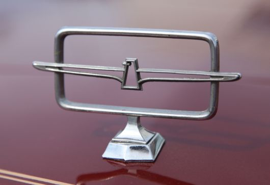 ford thunderbird hood ornament 78