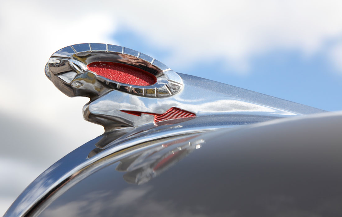 Dodge related hood ornaments | Cartype