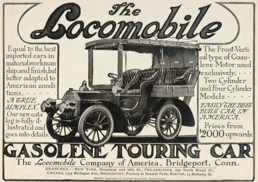 locomobile gasoline touring car ad 04