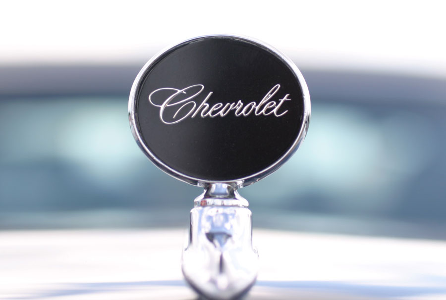 Chevrolet Related Hood Ornaments Cartype